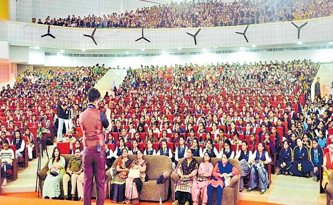 Aparna Launched Mission Pink Belt For Women Self Defence In Rajasthan - Sakshi