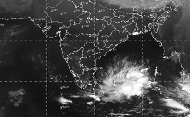 Another Cyclonic Storm Burevi To Affect Tamil Nadu - Sakshi