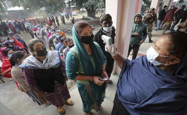 48.62 Percent Phase 2 Of Jammu And Kashmir Local Body Polls - Sakshi