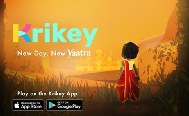 Krikey Launches Augmented Reality Gaming App YAATRA With JIO - Sakshi
