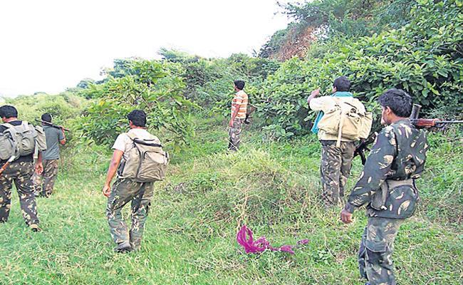 Peoples Liberation Guerrilla Army Varotsavalu Telangana Police High Alert - Sakshi