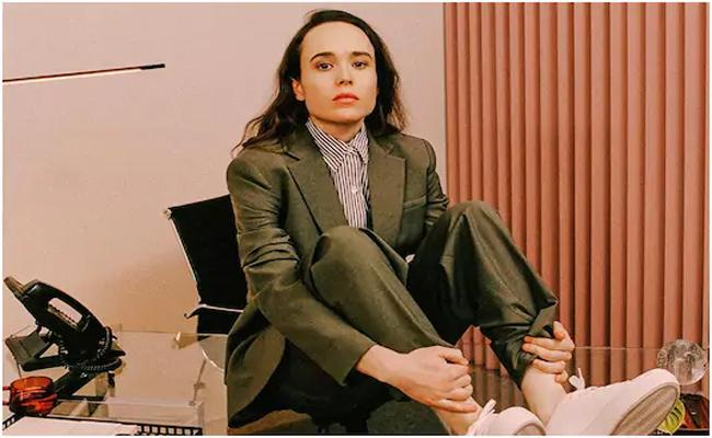 Juno Star Elliot Page Known As Ellen Page Comes Out as Transgender  - Sakshi
