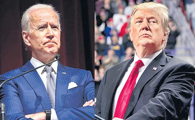 Trump Critics On US Electoral System Damage Country Fame - Sakshi