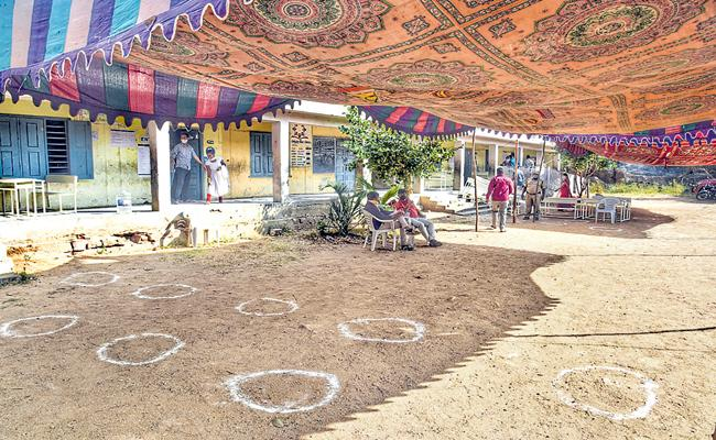 GHMC Elections 2020: Poor Response From Voters - Sakshi