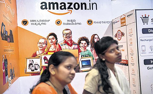 Amazon India Says That Amazon Has 4152 Billionaires - Sakshi