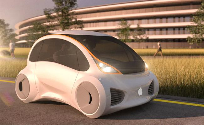 Apple may unveil self driving electric car in 2024 - Sakshi
