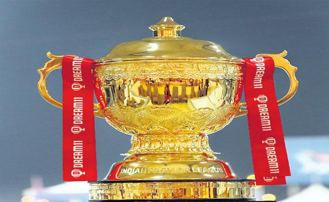 BCCI Was In Dilemma About 10 Teams Participating In IPL 2021 - Sakshi