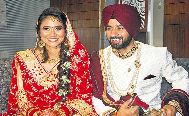Controversy Over Manpreet Marriage - Sakshi