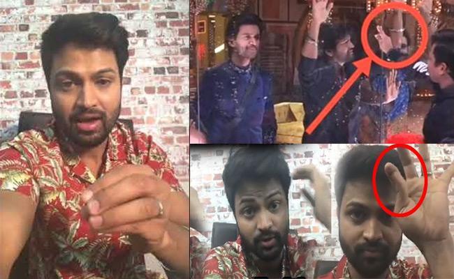 Bigg Boss 4 Telugu: Sohel Reacts On Mehboob Hand Gesture Viral Video - Sakshi
