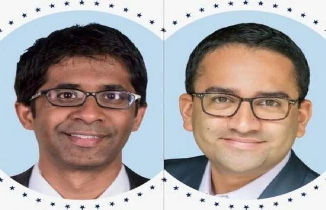Indian Americans Gautam Raghavan and Vinay Reddy Joins Biden Team - Sakshi