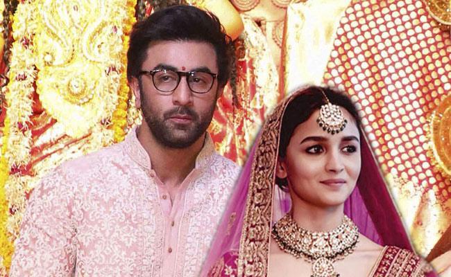 Ranbir Kapoor Confirms Wedding With Alia Bhatt - Sakshi