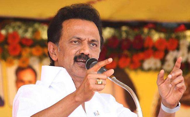 MK Stalin Gram Sabha Campaigning In Tamil Nadu - Sakshi