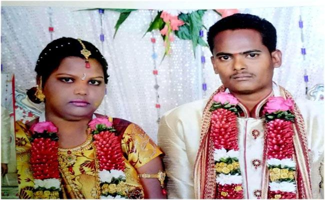 Kuppam: Pregnant Woman Commits Suicide After Family Harassment - Sakshi