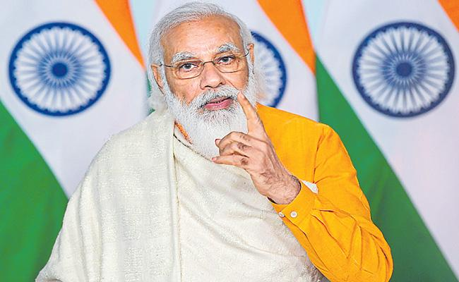 PM Modi address at Visva Bharati University Centenary Celebrations - Sakshi