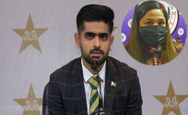 Woman Who Accused Babar Azam Demands 45 Lakh To Withdraw Her Case - Sakshi