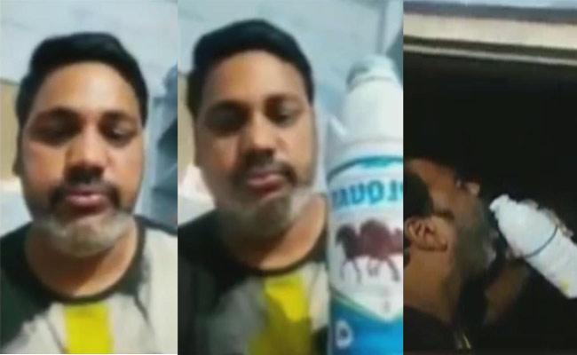 Loan Apps Harassment Man Selfie Suicide At Ramagundam - Sakshi