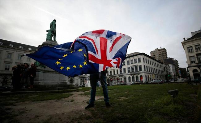 Sakshi Editorial On Brexit trade agreement