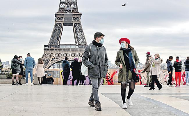 France finds first case of new variant Virus - Sakshi