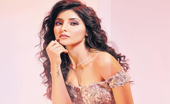 Harshita Gaur Special Interview - Sakshi