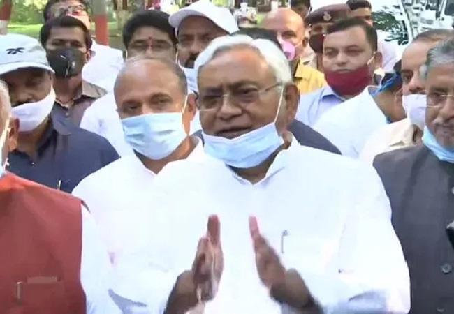 Nitish Kumar Said He Did Not Want CM Position - Sakshi
