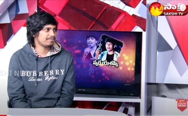 Singer Yasaswi Kondepudi Interview With Bithiri Sathi In Sakshi