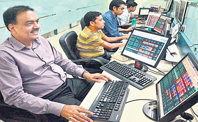 Stock markets scale new heights on US stimulus dose And Brexit deal - Sakshi