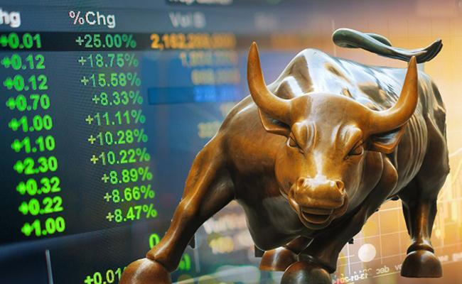 Market open with new high records- Banks zoom - Sakshi