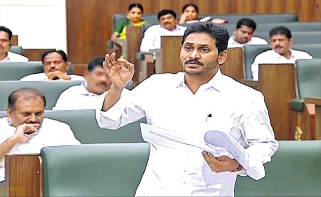 AP Assembly Session: CM YS Jagan Says I Will Complete Polavaram Project - Sakshi