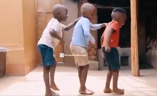 Sushmita Sen Tweet Children Dance Video Goes Viral - Sakshi
