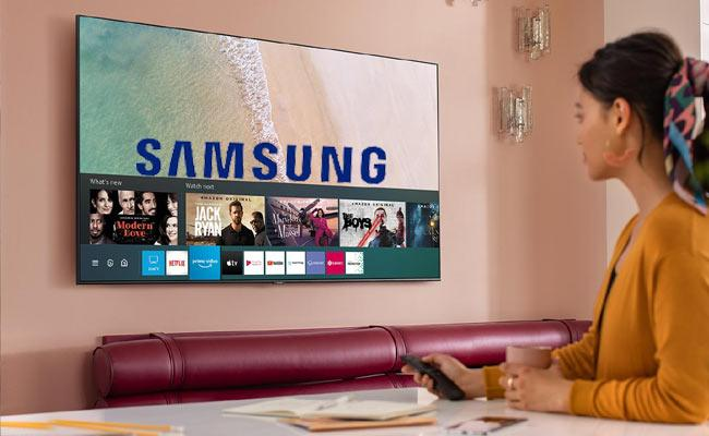 Samsung Tizen OS top in global tv streaming devices - Sakshi