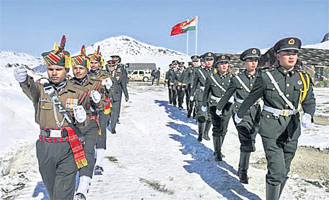 China planned Galwan Valley incident says US report - Sakshi