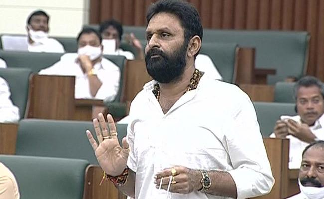 AP Assembly Session 2020 Kodali Nani Fires On Chandrababu Naidu - Sakshi
