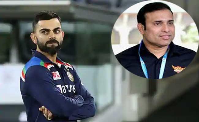 VVS Laxman Says He Thought Kohli Career Burn Out At Some Stages - Sakshi