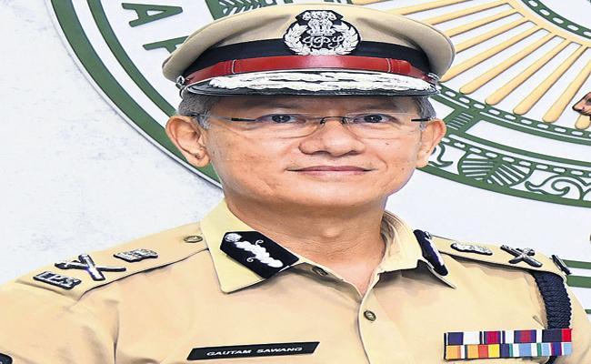Many Awards To AP Police Department - Sakshi