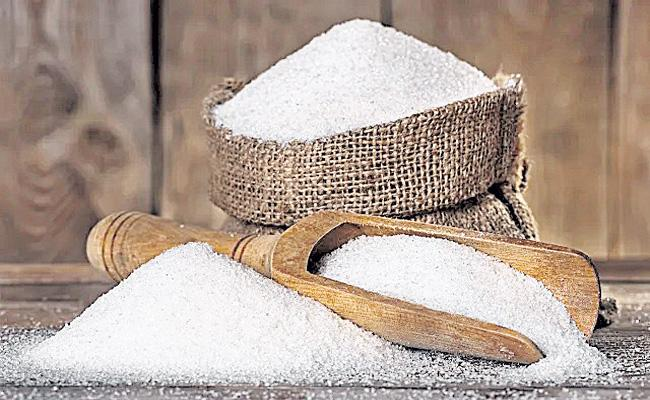 Sugar production up 52per cent to 42.9 lakh tonnes till November - Sakshi