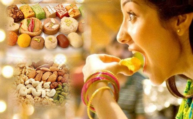Treat Yourself to a Nutritious, Tasty And Safe Diwali Sponsored - Sakshi