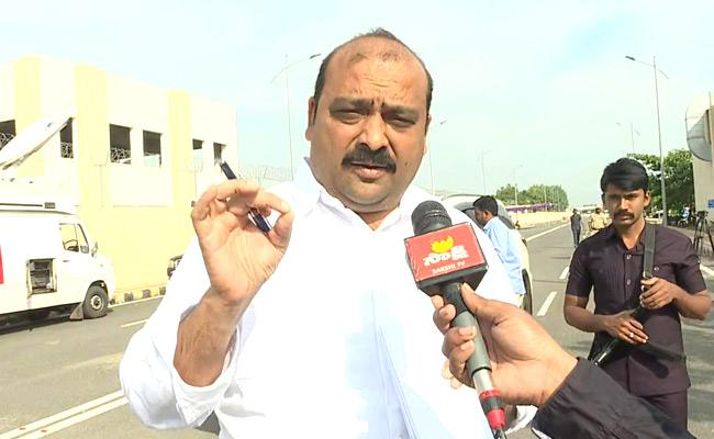 YSRCP MLA Kaile Anil Comments On Chandrababu In AP Assembly - Sakshi
