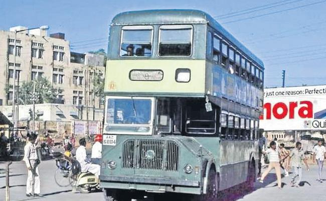Double Decker Bus Services In Hyderabad Soon - Sakshi