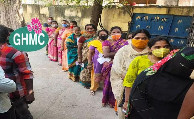 GHMC Elections 2020: Old Malakpet Repoll Starts In Hyderabad - Sakshi