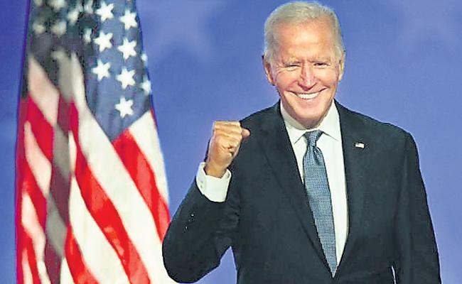 Ummareddy Venkateswarlu Article On Joe Biden Win As US President - Sakshi