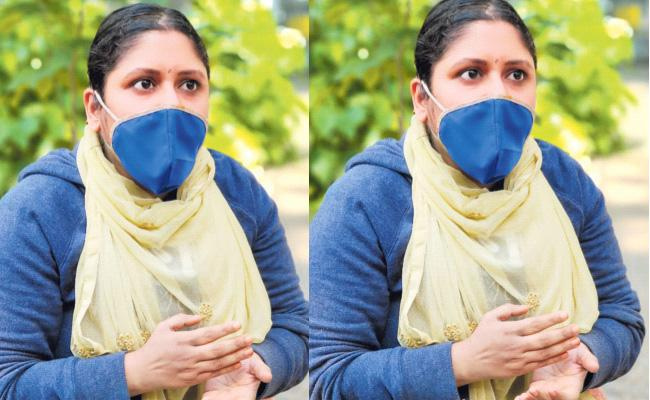 Wife Approached Police Against Husband Pawan - Sakshi