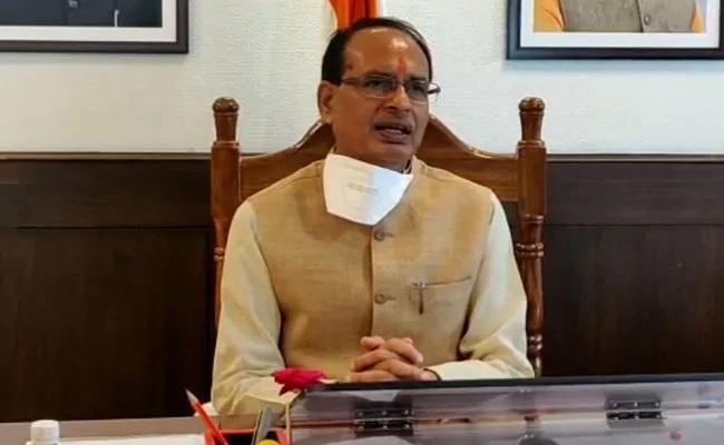 Madhya Pradesh CM Will Destroy Those Plotting Love Jihad - Sakshi