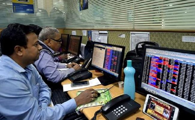 Market in consolidation mode- Psu Banks up - Sakshi