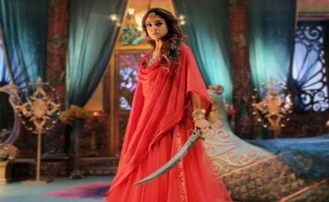 Nayanthara to star in Rani Velu Nachiyar biopic - Sakshi