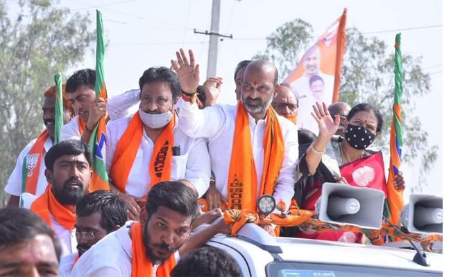 2020 Year Ender Telangana Political Round Up Special Story - Sakshi