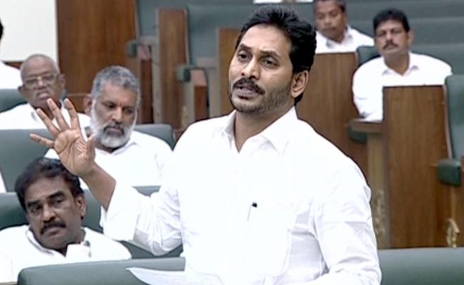 AP Assembly Session: CM Jagan Comments An Agreement with Amul - Sakshi