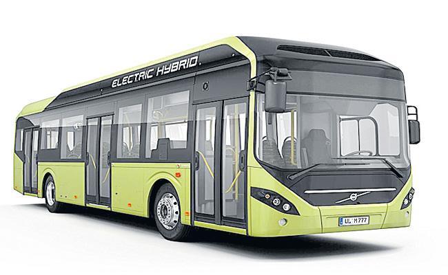 Centre Govt approves 5595 electric buses under FAME scheme - Sakshi