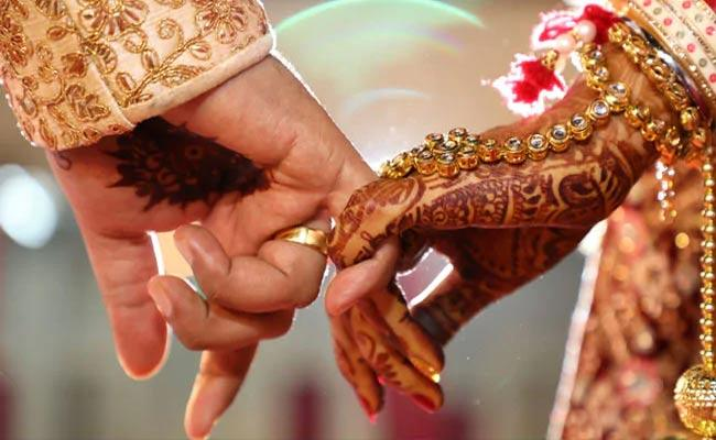 UP Cops Focused On Unlawful Religious Conversion Marriage - Sakshi