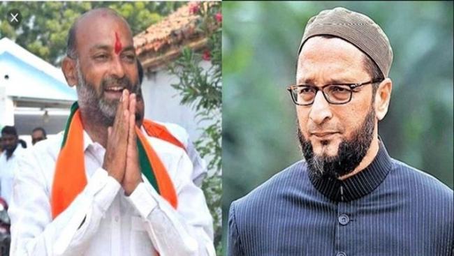 GHMC Elections 2020 BJP Over Take MIM - Sakshi