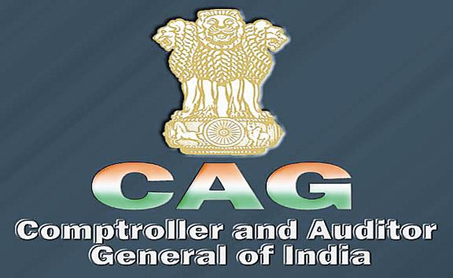 CAG Report Revealed On 2019 March Financial Year Ending - Sakshi